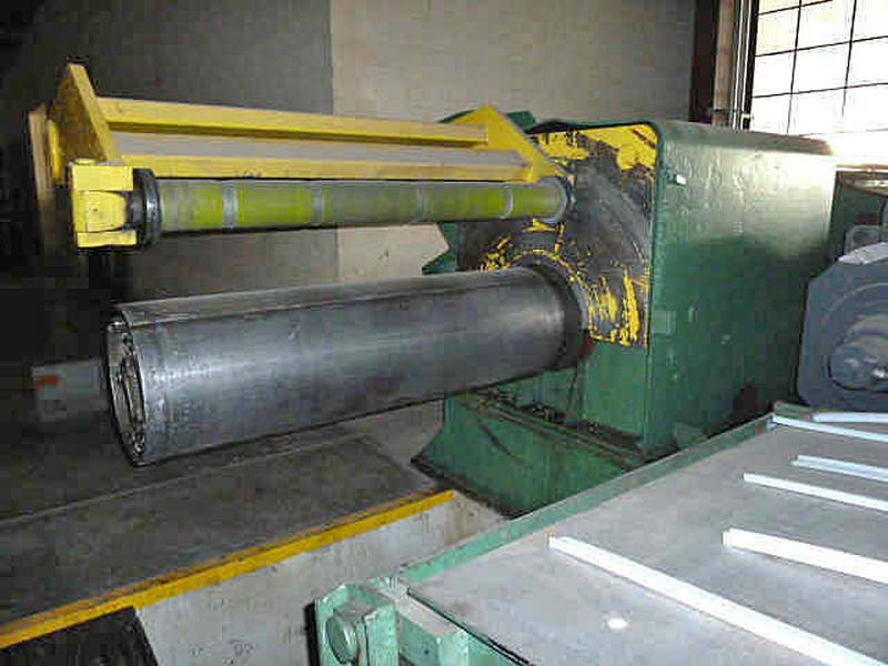 "Picture of 60"" x 9"" x 40,000# Emag Slitting Line"